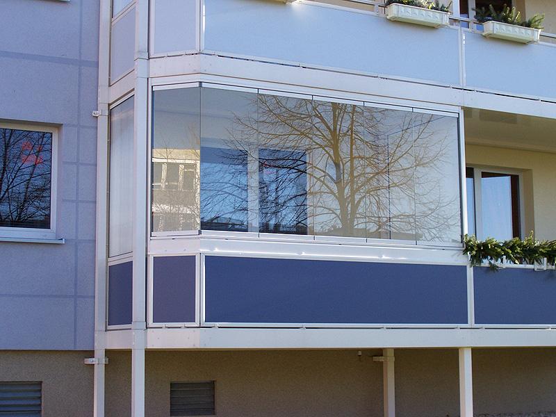Balkonbau